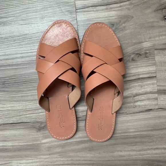 Madewell Shoes - Madewell Boardwalk sandal 8 1/2